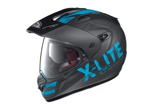 Helmet Full-Face X-Lite X-551 GT Thundex 16 Black Blue