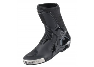 Leather Boots Racing Torque D1 In  Dainese Black/Anthracite