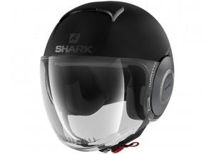 Jet Helmet Shark METRO MICRO STREET-NEON MAT Black