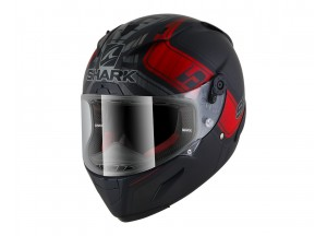 Full-Face Helmet Shark RACE-R PRO REPLICA ZARCO MAT GP DE FRANCE