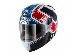 Full-Face Helmet Shark RACE-R PRO REPLICA ZARCO GP DE FRANCE