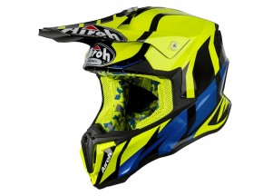 Helmet Full-Face Off-Road Airoh Twist Great Yellow Gloss