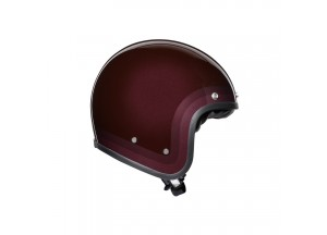 Helmet Jet Agv Legends X70 Trofeo Purple Red