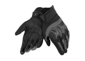 Motorcycle Short Gloves Air Frame Unisex Dainese Black/Black
