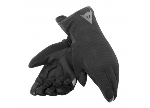Motorcycle Gloves Dainese Urban Unisex D-dry Black/Black