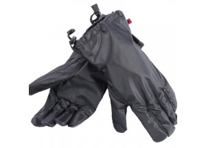 Motorbike Rain Ovegloves Dainese Black