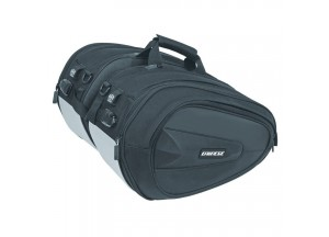 Dainese D-Saddle Motorcycle Bag Black