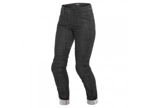 Jeans Dainese Alba Slim Lady Black Rinsed