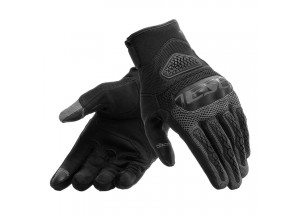 Motorcycle Gloves Dainese Bora Black Anthracite