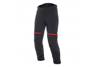 Pants Dainese Carve Master 2 Lady Goretex Waterproof Black/Red