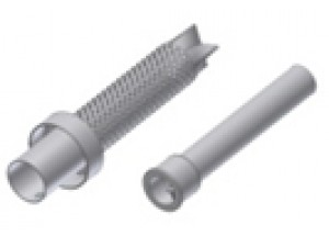 50.DK.027.0 - Mivv SUONO dB-killer d22 - d54 - L.210 mm-multihole- coaxial