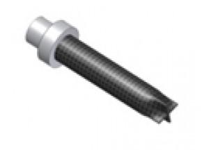 50.DK.030.0 - Mivv dB-killer d35 - d54 - L.190 mm - multihole- X-CONE PLUS