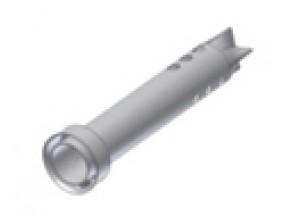 50.DK.037.0 - Mivv SUONO FULL TITANIUM dB-killer d35 - d48- L.190 mm - 9 holes
