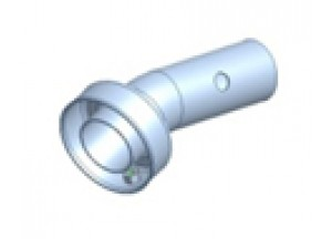 50.DK.064.0 - Mivv SPEED EDGE (R) dB-killer d35 - d61- L.125 mm