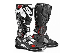 Boots Moto Off-Road Crossfire 2 Black White