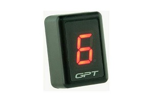 GI 1001 R - Universal Gear Indicator GPT 1001 Red Display