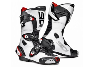 Boots Moto Racing Sidi Mag-1 White Black
