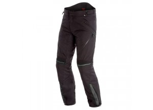 Waterproof Motorbike Pants Dainese Tempest 2 D-Dry Black Ebony