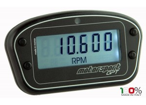 RPM 2001 MINI - GPT Engine rev counter Rpm series Minimoto Application