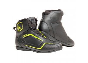 Boots Dainese Raptors D-Wp Black Yellow Fluo