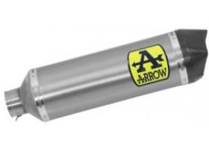 71906PK - Exhaust Muffler Arrow Race-Tech Titanium Aprilia RSV4 1100 Factory