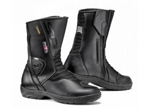 Boots Moto Racing Sidi Lady Gavia Gore-Tex Black Black