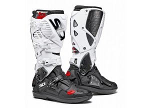 Boots Moto Off-Road Crossfire 3 SRS Black White