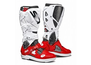 Boots Moto Off-Road Crossfire 3 SRS Black Red White