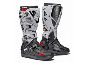Boots Moto Off-Road Crossfire 3 SRS Black Ash