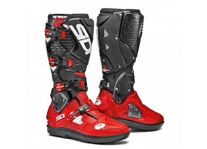 Boots Moto Off-Road Crossfire 3 SRS Red Black