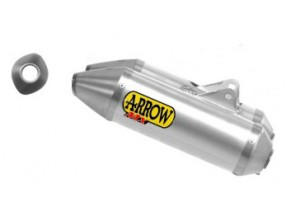 75121TA - SILENCERS EXHAUSTS ARROW THUNDER ALUMINUM HONDA CRF 250 R '14 DX + SX