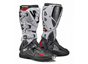 Boots Moto Off-Road Crossfire 3 Black Grey