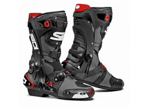 Boots Moto Racing Sidi Rex Grey Black