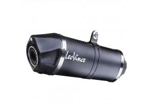 8401E - Muffler Exhaust Leovince SBK LV One Evo II Carbon Honda HORNET 600