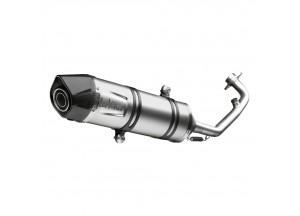8537E - Muffler Exhaust Leovince SBK LV One  Evo II Yamaha X-CITY X-MAX