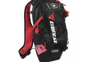 Backpack Dainese D-Dakar Hydration Stealth-Black