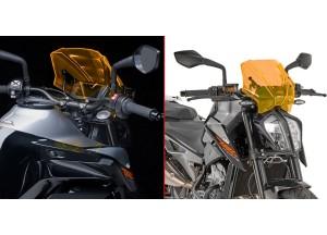 A7708OR - Givi Specific Screen Orange 25 x 31 cm KTM Duke 790 (2018)