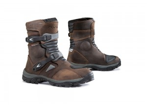 Boots Forma Adventure Riding Low Brown