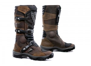 Boots Forma Adventure Riding Brown