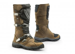 Boots Forma Adventure Riding HDRY Brown