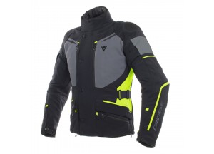 Jacket Dainese Carve Master 2 Gore-Tex  Waterproof Black/Ebony/Fluo-Yellow