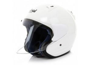 Helmet Jet Arai SZ-F White