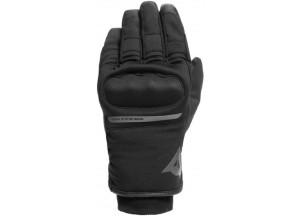 Motorcycle Gloves Dainese AVILA UNISEX D-Dry Black Anthracite