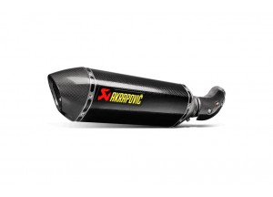 S-B10SO2-HRC - Exhaust Muffler Akrapovic Slip-on Carbon BMW S 1000 RR 15