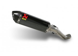 S-A10SO6-ZC - Silencer Exhaust Akrapovic Slip-on Carbon Aprilia RSV4 / TUONO V4