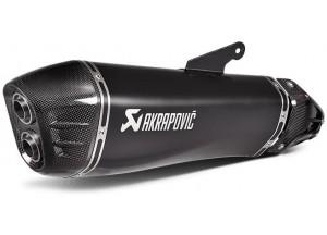 S-K10SO21-HRAABL - Exhaust Muffler Akrapovic Black Kawasaki Ninja H2 SX (18)