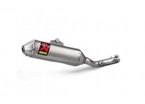 S-K2SO9-BNTA - Exhaust Muffler Akrapovic Titanium Kawasaki KX 250 F (17)