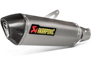S-K4SO5-HRT - Exhaust Muffler Akrapovic Titanium Kawasaki Ninja 400 (18)
