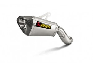 S-K9SO4-ASZT - Exhaust Muffler Akrapovic Slip-On Titanium Kawasaki Z900 (17)