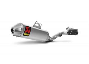 S-S4MET10-BNTA - Exhaust Akrapovic Evolution Line Suzuki RM-Z 450 08-14